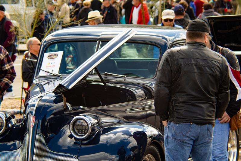 Classic Car Show Saaca